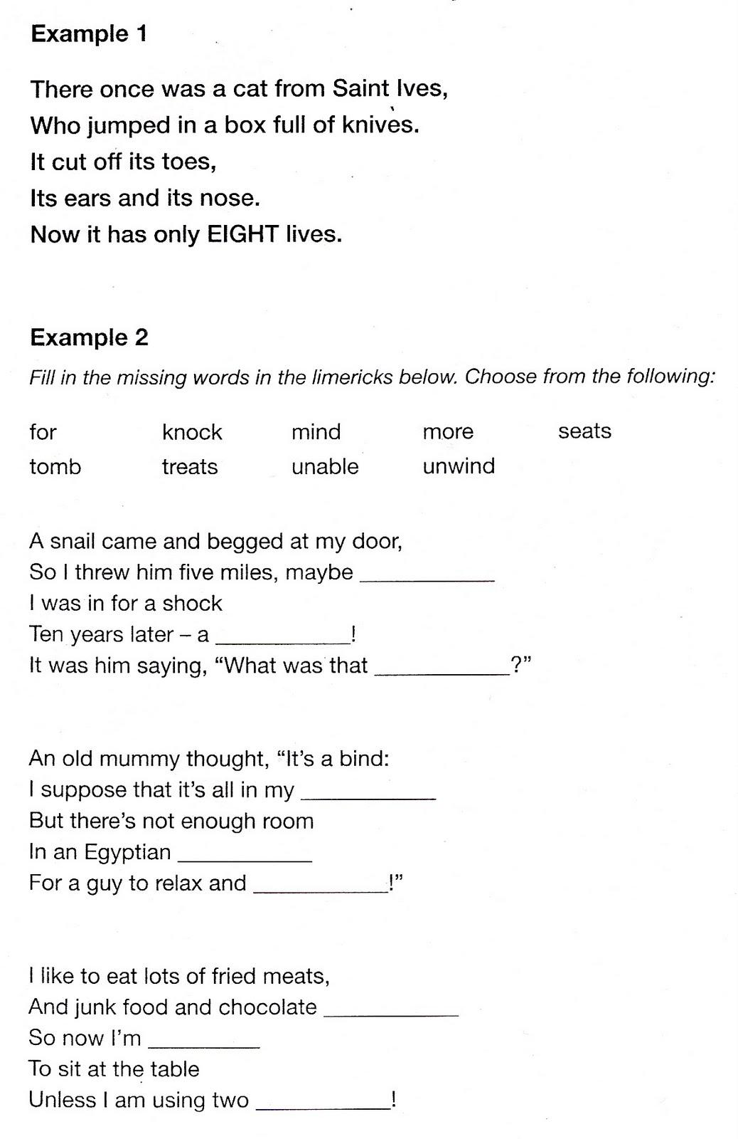 rhyme scheme | we(often)learnhere